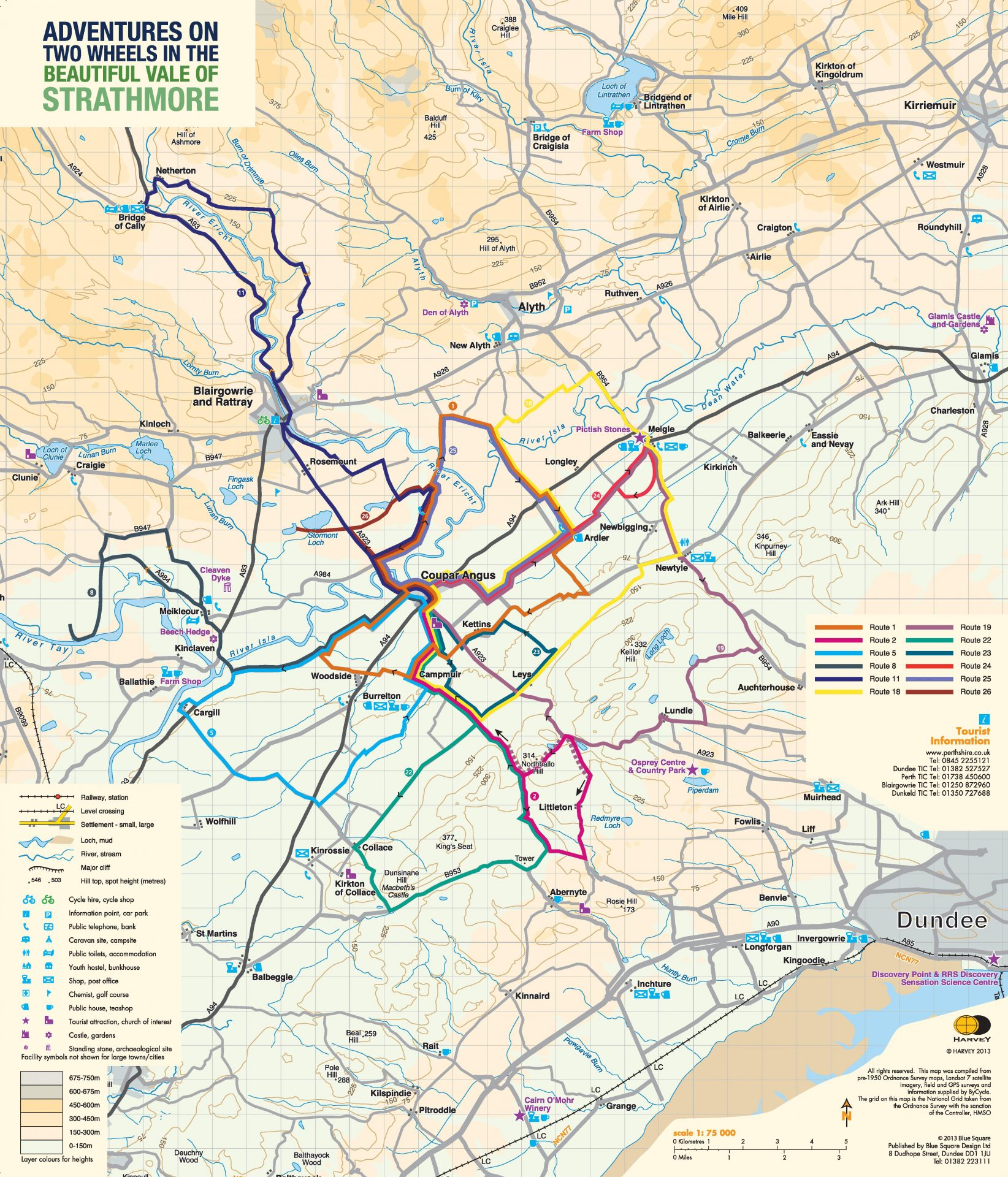 FRONT Local Cycle Route Map 400W PRINT 88456-page-001